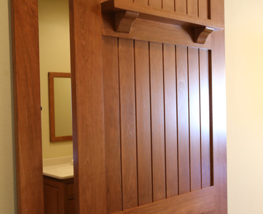 Cherry Stain | Barn Door