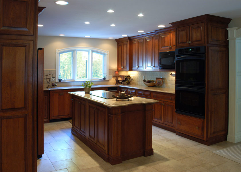 Forever Cabinets » Designers' Gallery  Kitchens