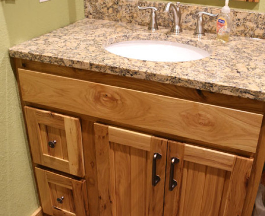 Rustic Hickory | Natural Stain