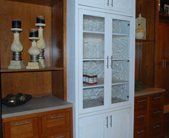 Custom Stain | Hutch - Hard Maple | Aspen Glaze