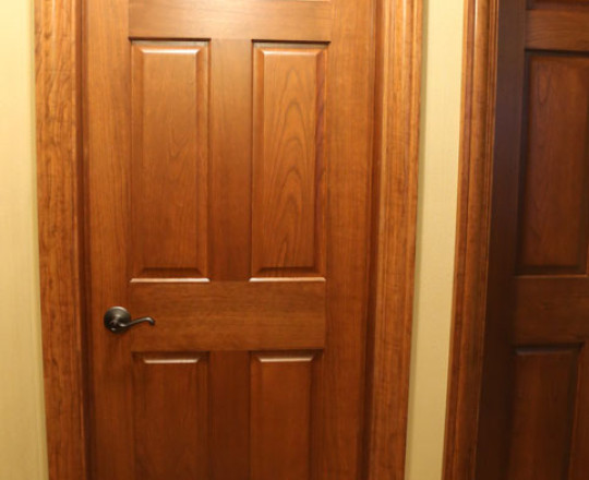 Recker Stain | Interior Door