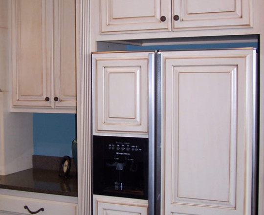 Matching Appliance Doors