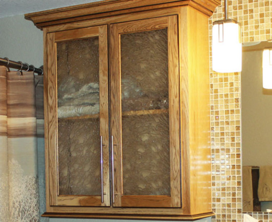 Specialty Glass Front Cabinet Doors