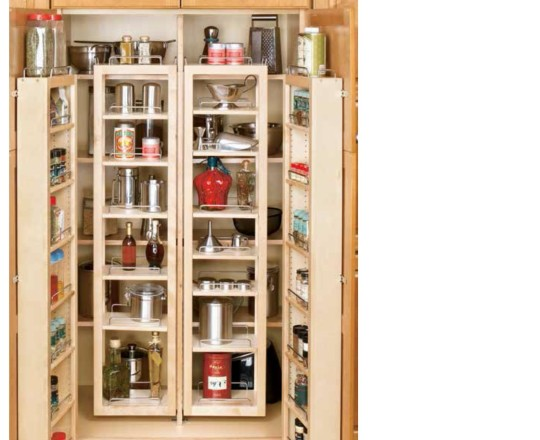 Tall Swing-out Pantry