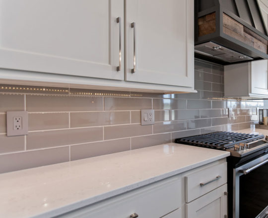 Kitchen | Hard Maple | Alabaster and Iron Ore